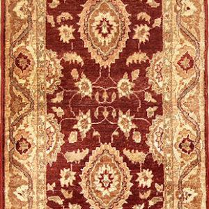 burgundy runner rug