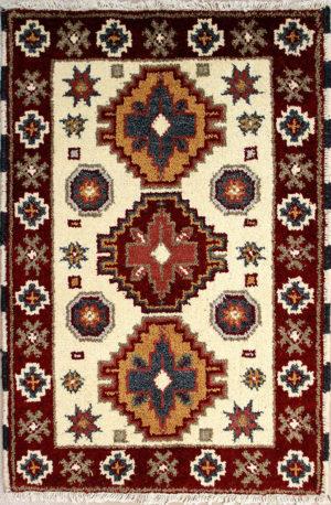 Traditional area rug