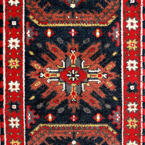 Traditional oriental rug