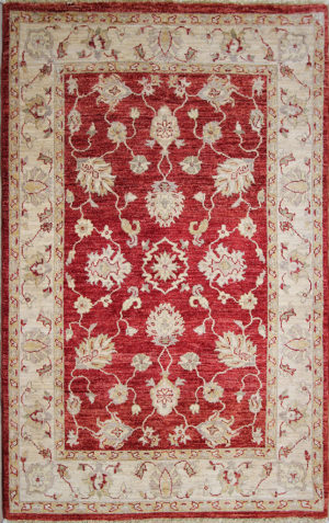 Traditional rug ziegler