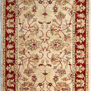 Traditional runner rug