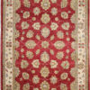 Cherry red Ziegler area rug