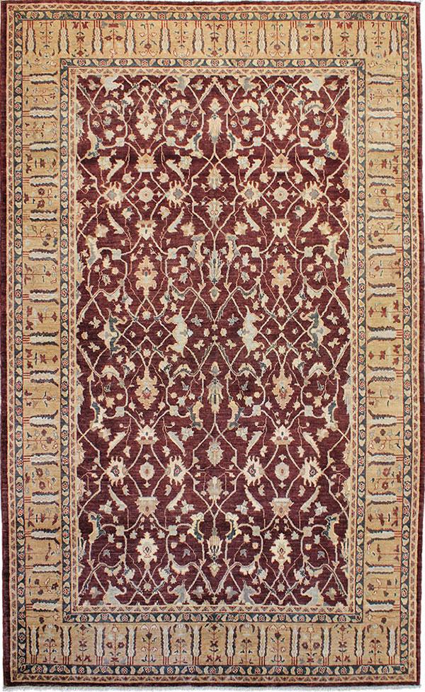 burgundy traditional area rug