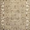 light traditional area rug